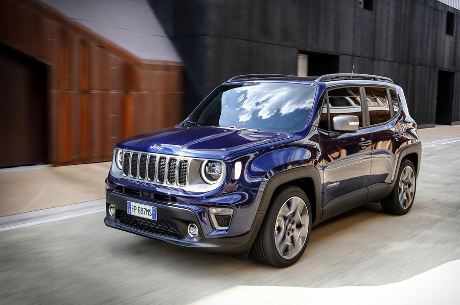 Jeep Renegade 2018 review on the road