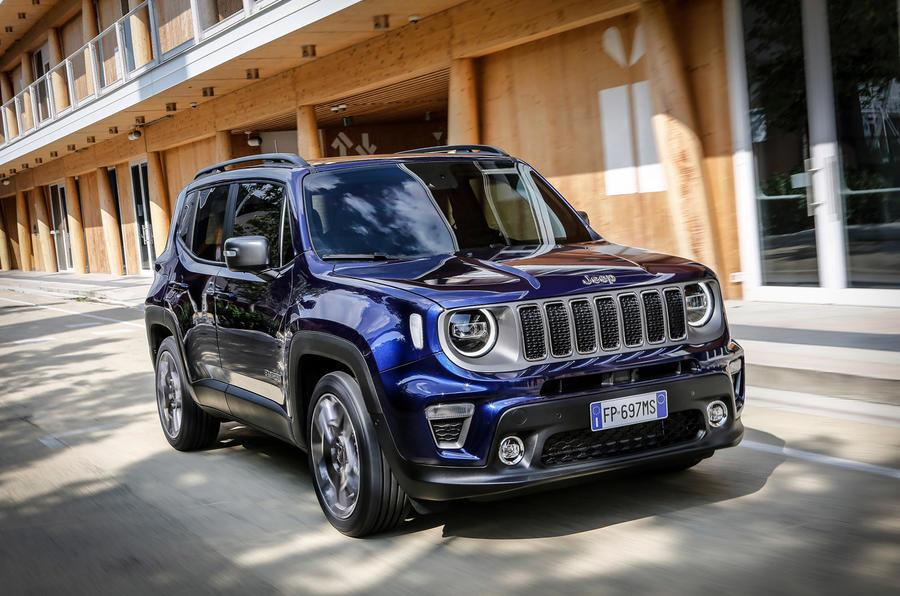 jeep renegade limited 1 0 t3 120 2018 review autocar. Black Bedroom Furniture Sets. Home Design Ideas