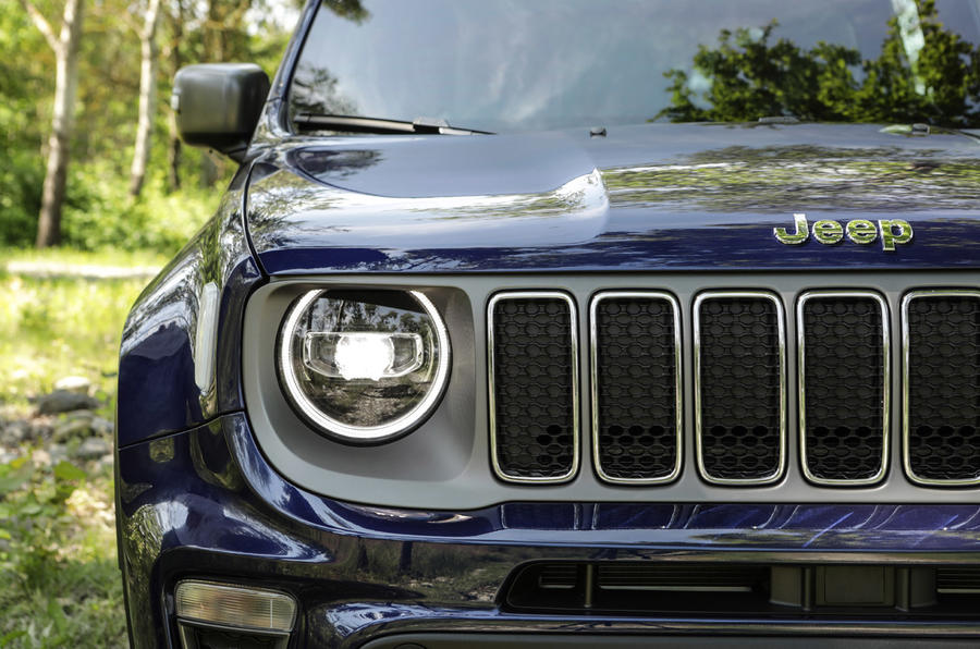 Jeep Renegade Limited 1 0 T3 120 2018 Review Autocar
