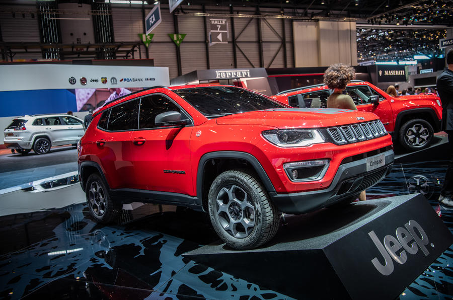 Jeep Renegade and Compass PHEVs arriving in 2020 | Autocar