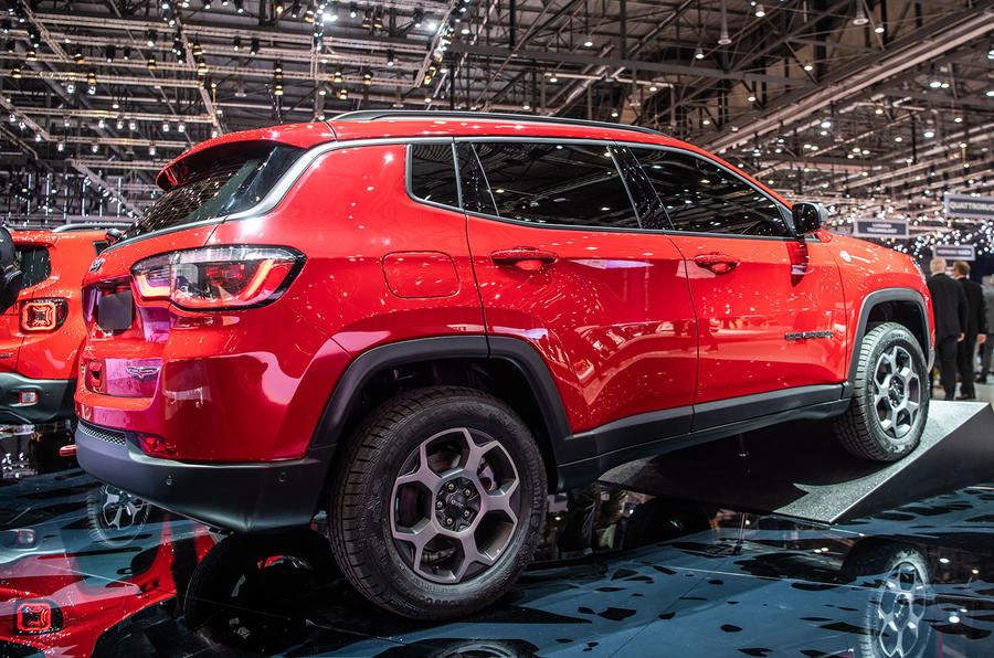 2020 Jeep Compass: News, Specs, Arrival >> Jeep Renegade And Compass Phevs Arriving In 2020 Autocar