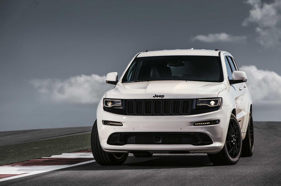 next jeep grand cherokee to be based on alfa romeo platform autocar. Black Bedroom Furniture Sets. Home Design Ideas
