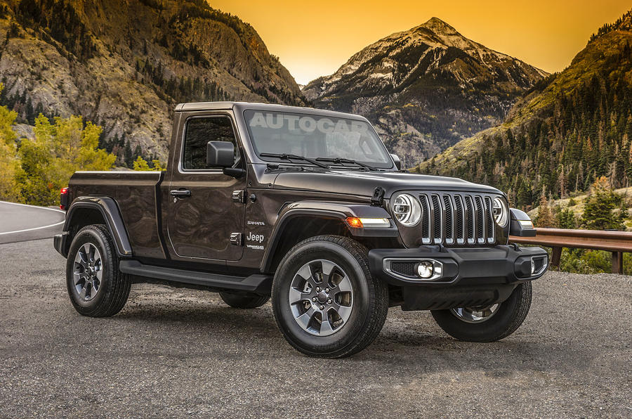 Jeep 2022: new entry level SUV, hybrids and autonomous tech