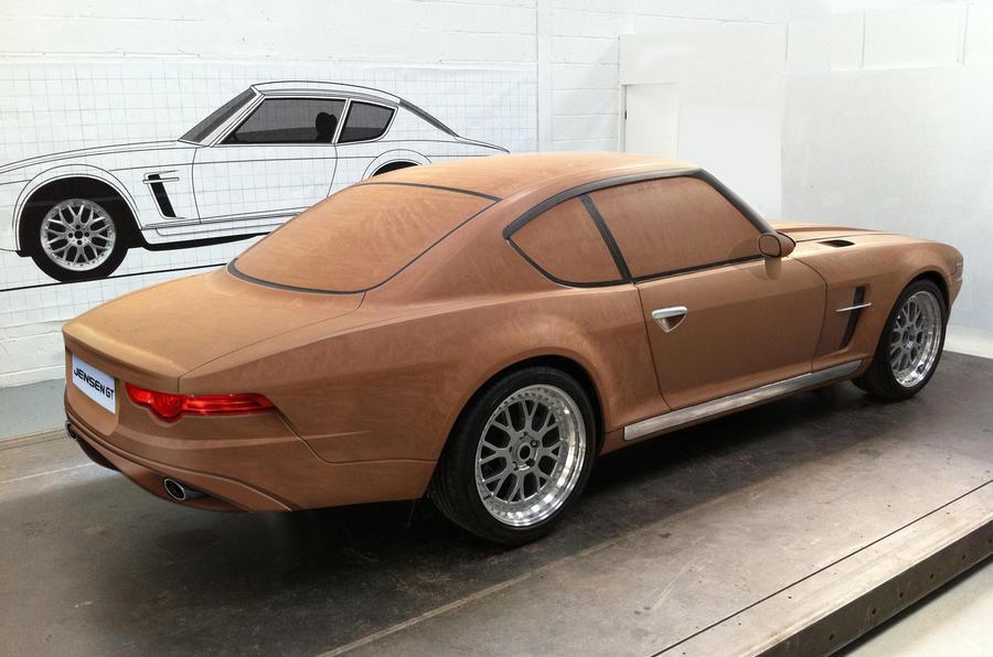 Auto Gran Torino >> Jensen name returns on new GT model   Autocar