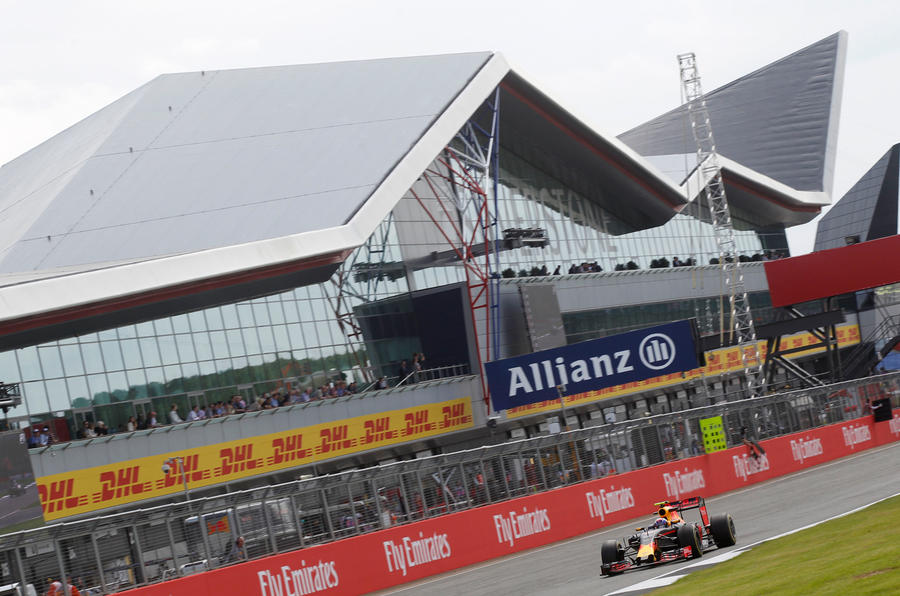 Silverstone British Grand Prix at risk due to high costs
