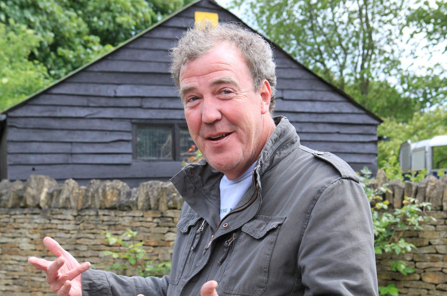 Jeremy Clarkson - credit SWNS
