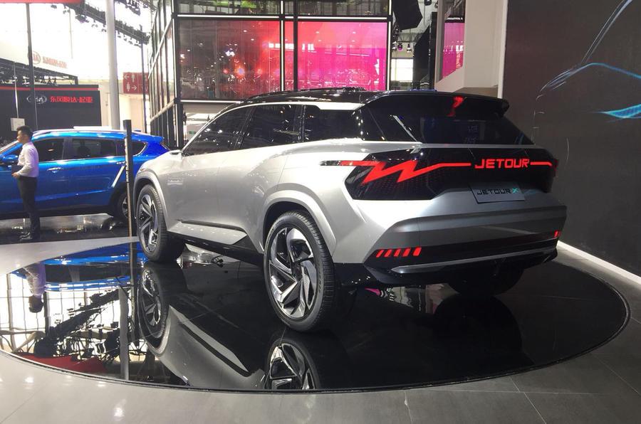 Jetour X 70