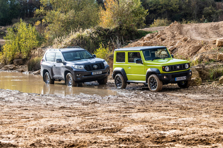 Toyota Land Cruiser long-term 2019 - Jimny