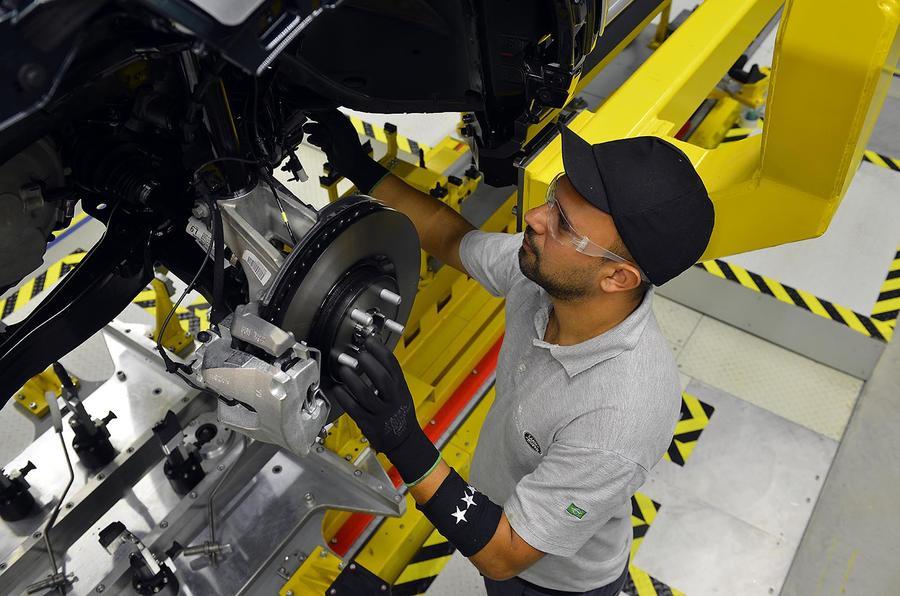 Jaguar Land Rover Factory Opens In Brazil Autocar