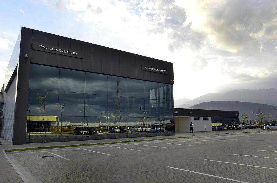 Jaguar Land Rover Factory Opens In Brazil Autocar