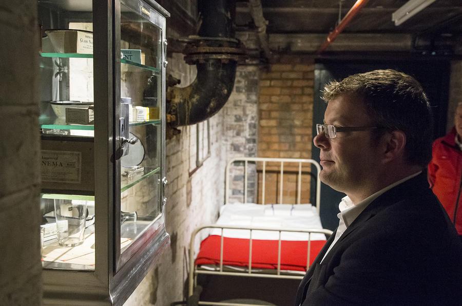 Castle Used Cars >> Inside the secret morgue at Jaguar Land Rover's Castle Bromwich plant | Autocar