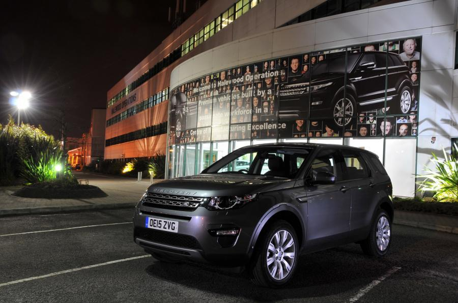 Jaguar Land Rover factory reduction due to 'Brexit uncertainty' and diesel confusion