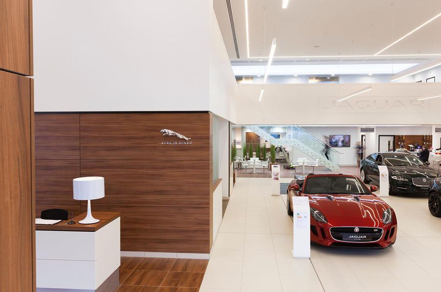 Rover Com Reviews >> Jaguar Land Rover to embark on retail revolution | Autocar