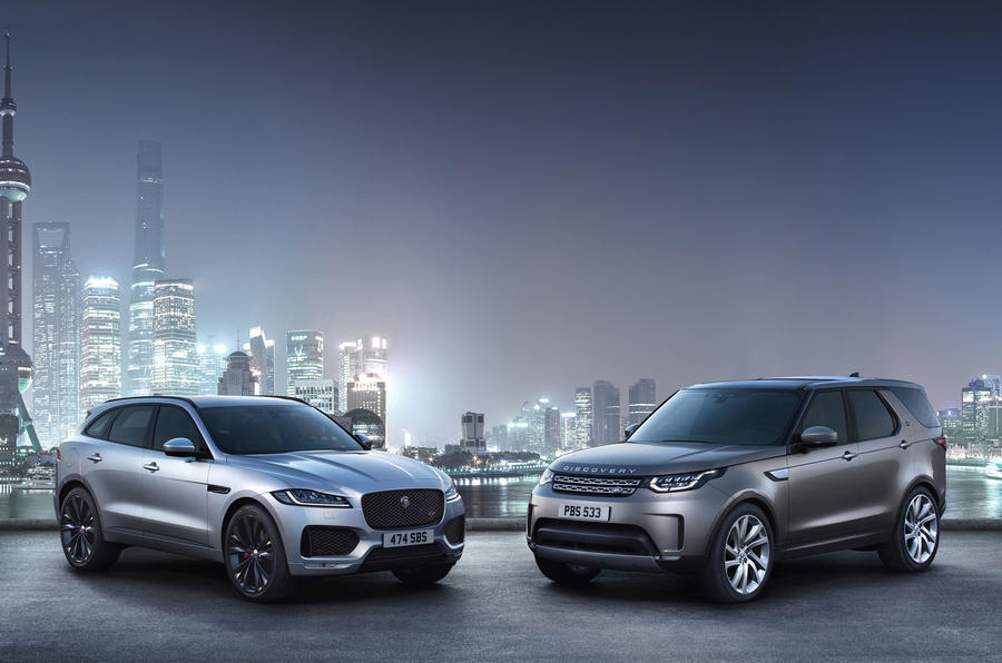 Jaguar Land Rover profits fall amid slower progress in US and Europe