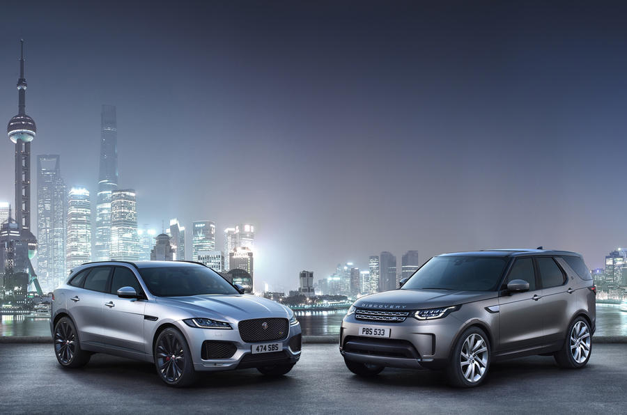 Jaguar Land Rover posts £90 million loss after sales drop