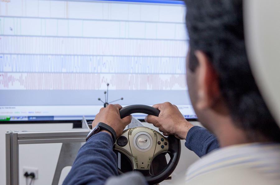 Jaguar Land Rover develops driver monitoring safety ...