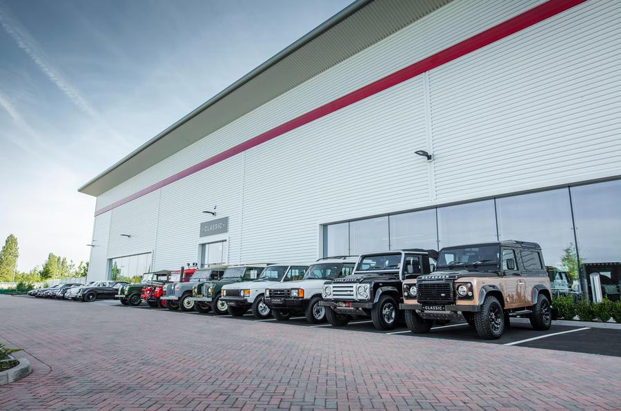 Jaguar Car Dealership Coventry