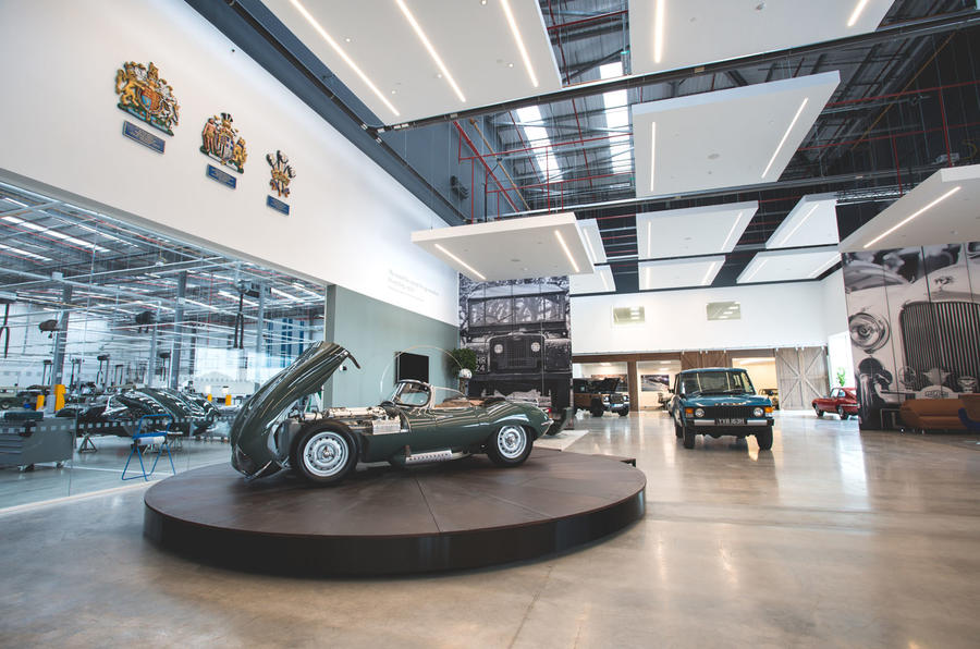 Jaguar Land Rover picks K+N for aftermarket logistics
