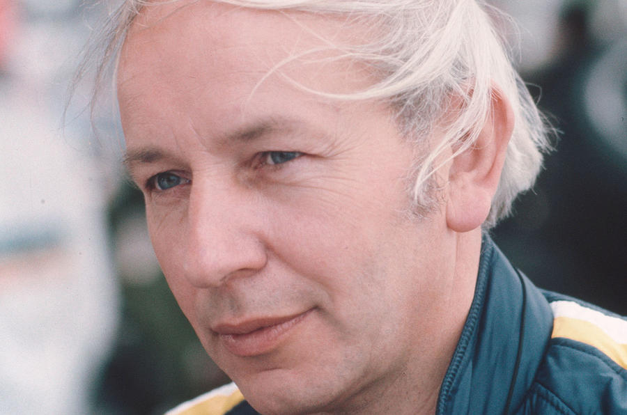 Surtees during his Formula 1 career
