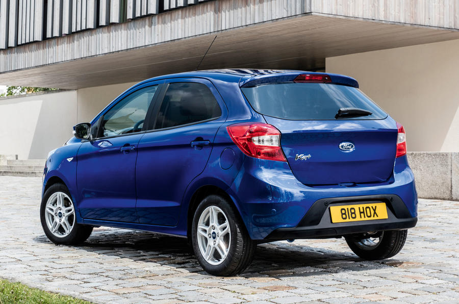 The Latest Generation Ka Is All Ford But It Achieves Economies Of Scale Because It Is Already A Volume Selling Model In India And South America