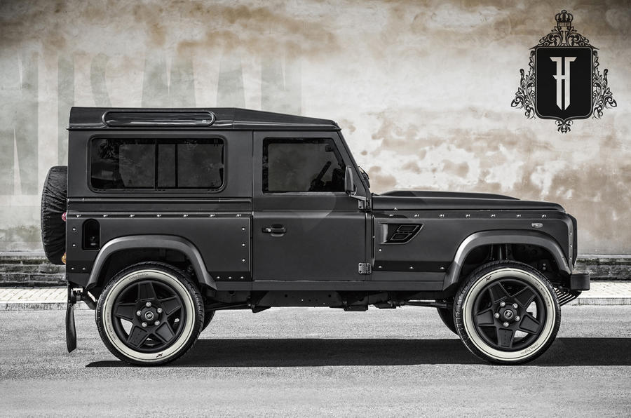 Land Rover Defender Based Kahn Flying Huntsman Prices And