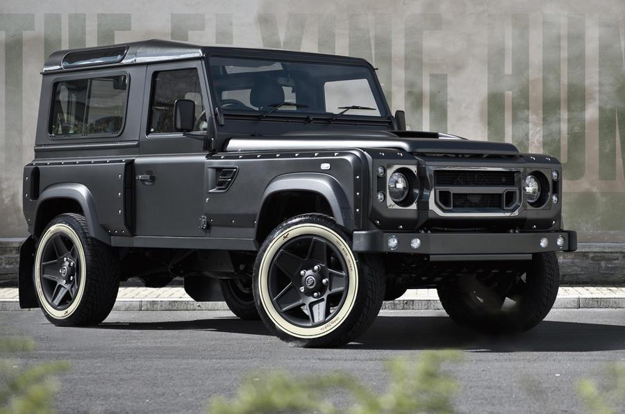 Land Rover Defender-based Kahn Flying Huntsman: prices and ...