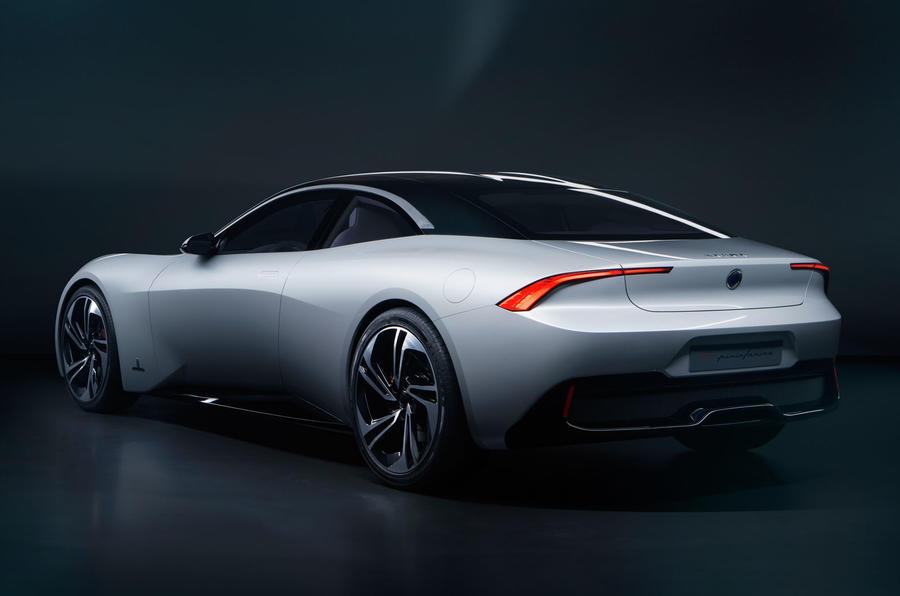 2020 Karma-Pininfarina GT - rear