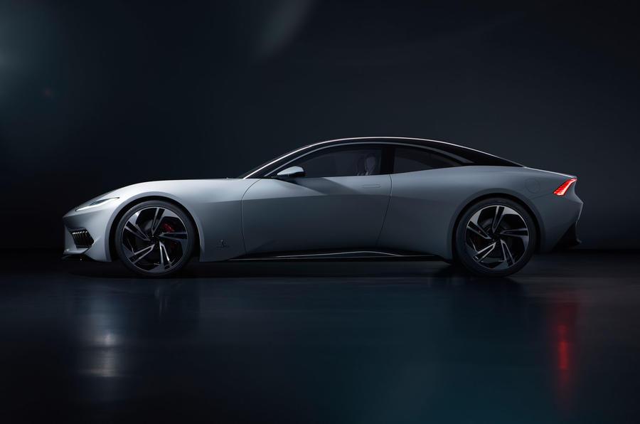 2020 Karma-Pininfarina GT - side