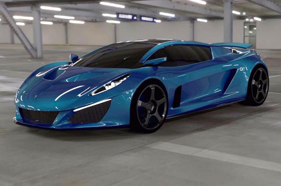 Keating Berus – British supercar to be revealed in 2017 ...