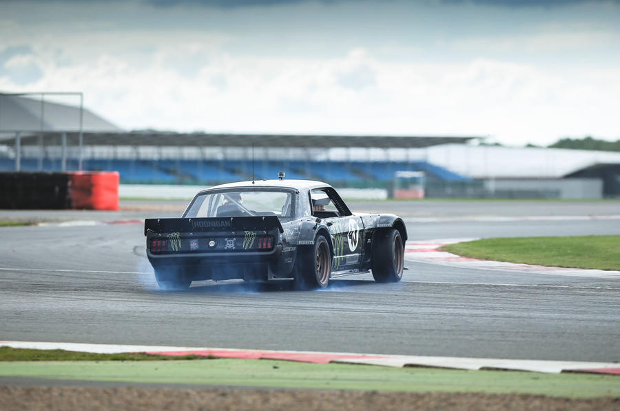 How To Drift With Ken Block Autocar