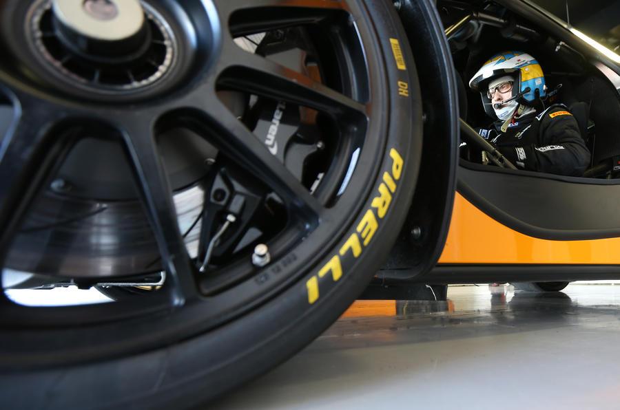 McLaren hires Indy 500 winner Kenny Brack as new chief test driver
