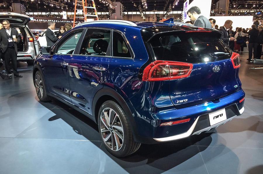 Kia Niro hybrid