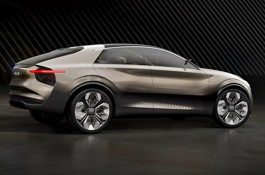 Kia Imagine Concept Geneva 2019 - side