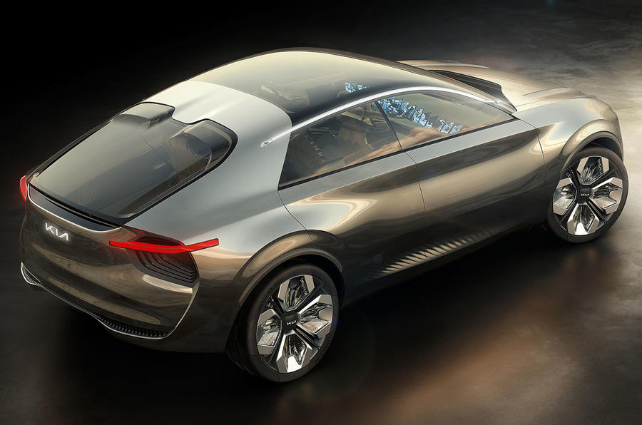 Four Door Imagine By Kia Concept Has Performance Focus