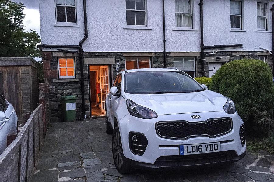 Kia Sportage long-term test review: trip to the Lake District