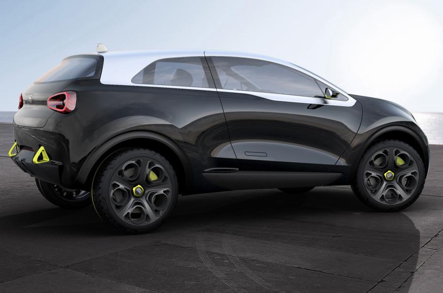 Kia Plots Rival For Nissan Juke And Renault Captur Autocar