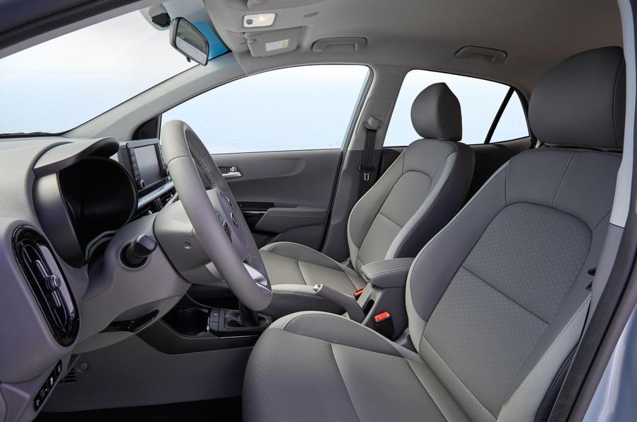 Kia Picanto interior