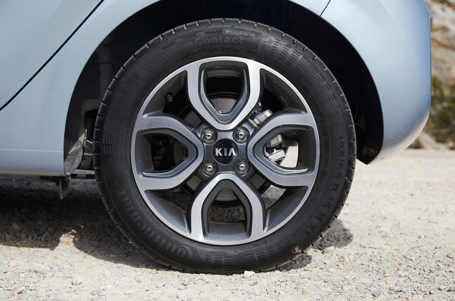 Kia Picanto alloy wheels