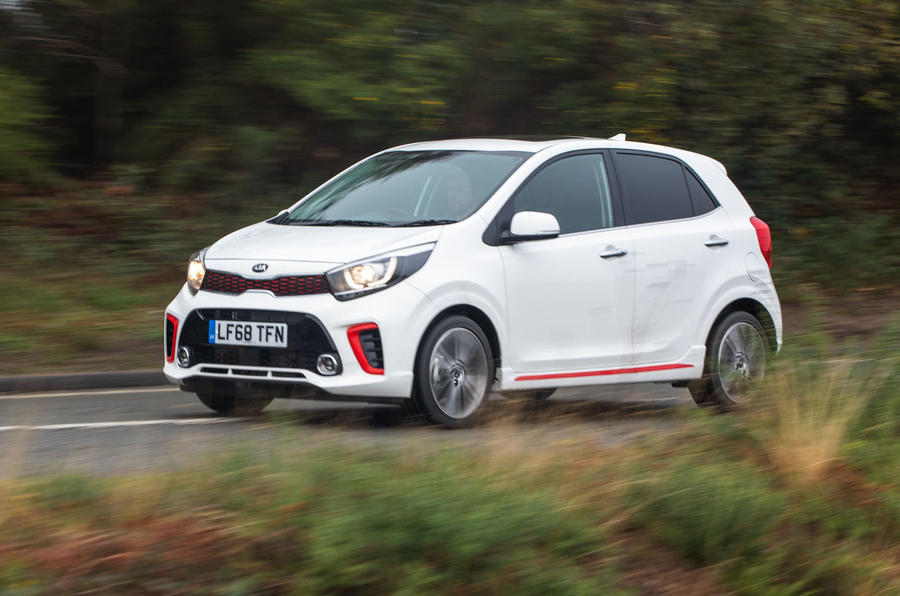 Top 10 city cars 2020 - Kia Picanto