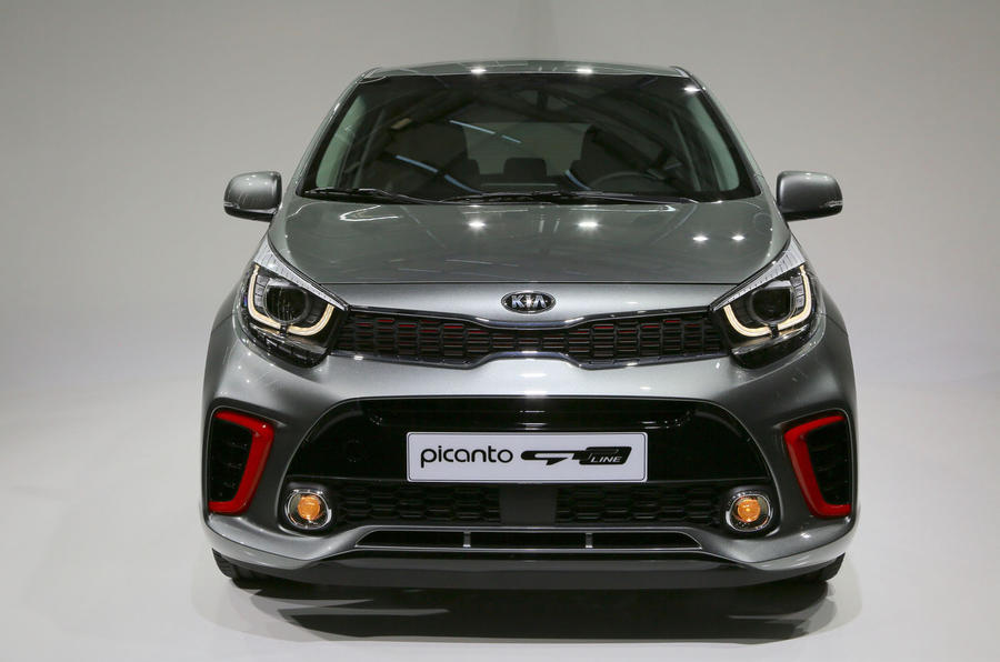 2017 kia picanto costs from 9450 autocar. Black Bedroom Furniture Sets. Home Design Ideas