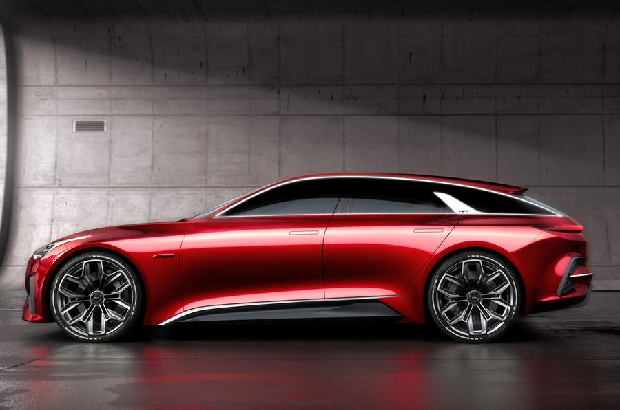 Kia Proceed concept hints at future Cee'd hatch
