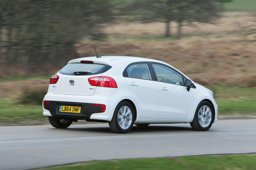 2015 kia rio 2 1 4 review review autocar. Black Bedroom Furniture Sets. Home Design Ideas