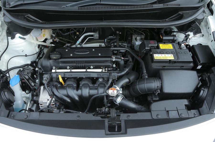 2015 Kia Rio 2 1 4 Review Review Autocar