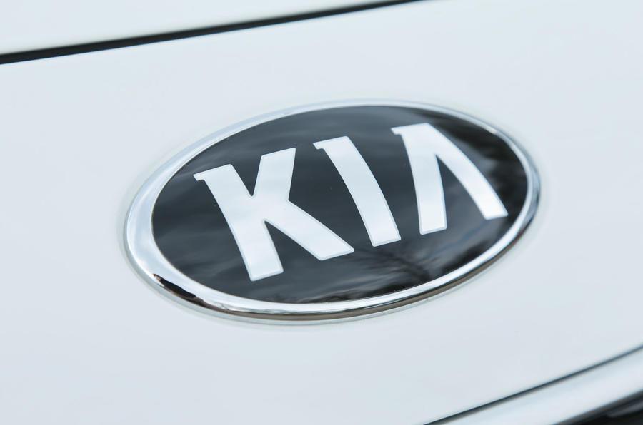 Kia badge