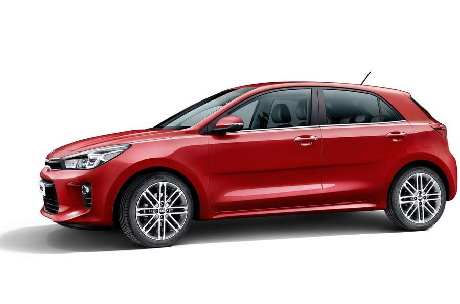 2017 Kia Rio Full Specifications Revealed Autocar