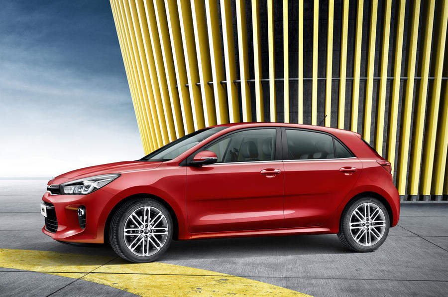 2017 kia rio on sale today priced from 11 995 autocar. Black Bedroom Furniture Sets. Home Design Ideas
