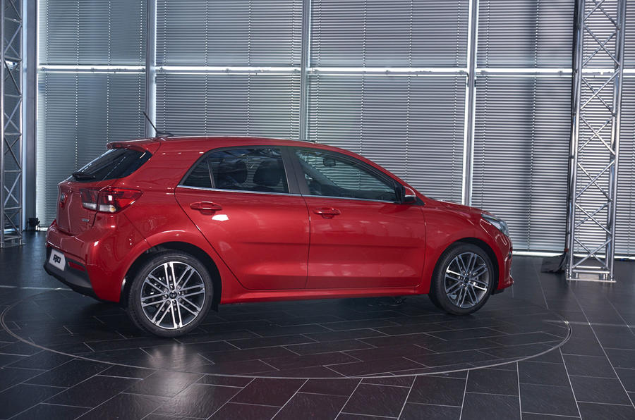 2017 Kia Rio on sale today priced from £11,995 | Autocar