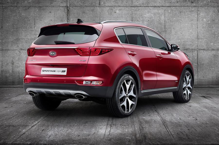 New 2016 Kia Sportage Prices And Specs Revealed Autocar
