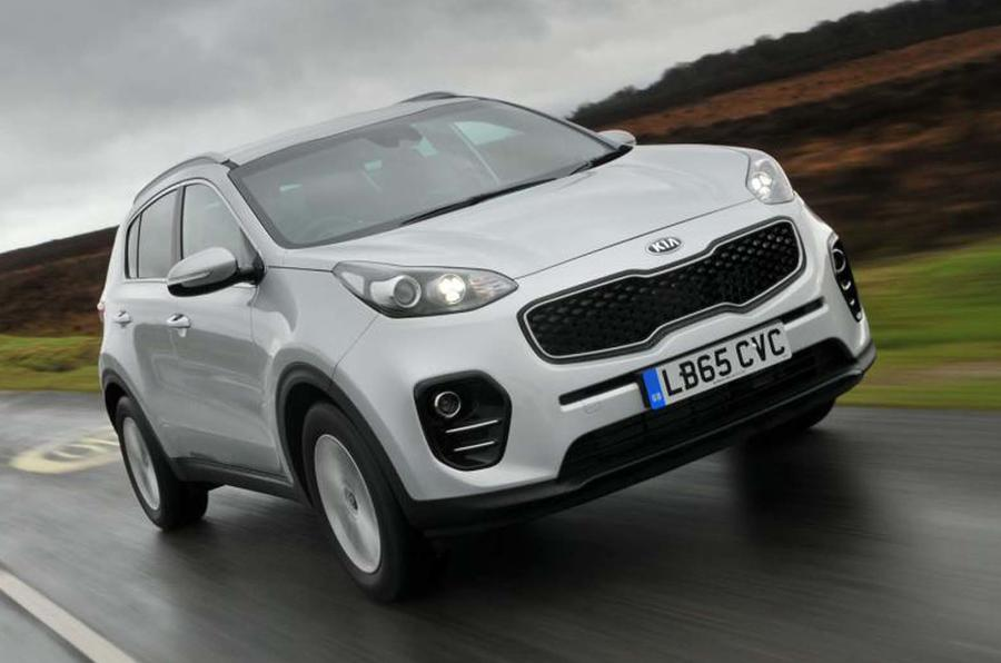 kia to add plug in hybrid ceed and sportage in 2019 autocar. Black Bedroom Furniture Sets. Home Design Ideas