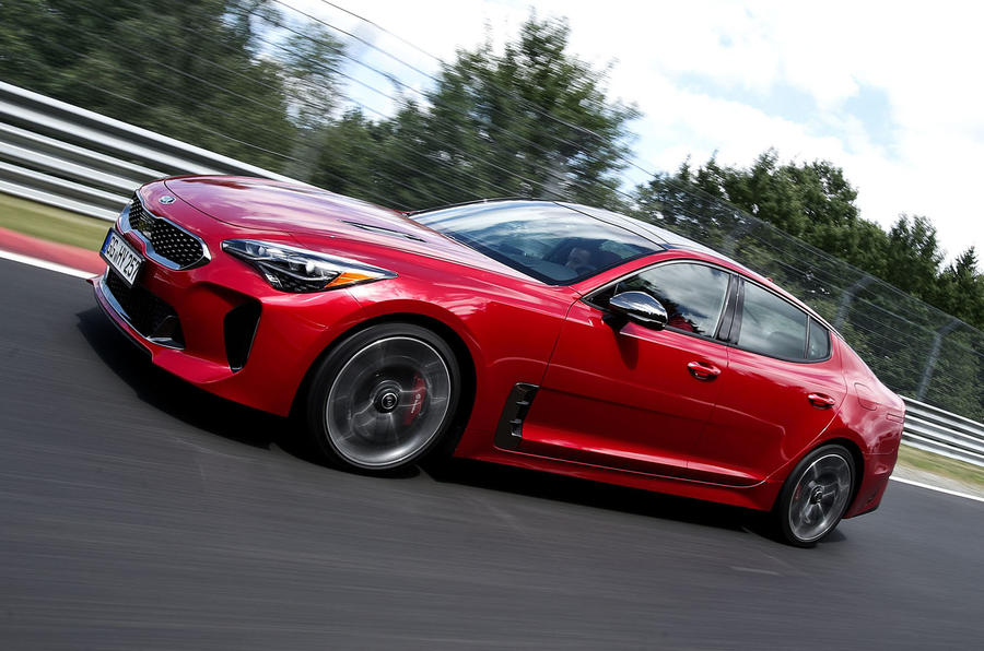 kia stinger gt 2018 review auto magazine auto reviews auto shows tips advice lifestyle. Black Bedroom Furniture Sets. Home Design Ideas